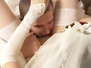 bride fucked by her fresh dude