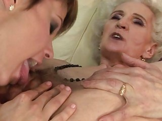 elderly teasing homosexual woman porn