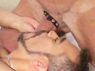 two awesome vids of hung cougar dudes breeding