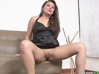 latino mature babe ariana valdes obtains drilled
