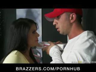 big tit mature babe lady brunette deepthroats