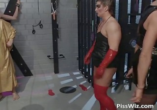 sexy and messy group sex with mature part9