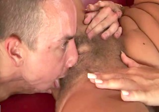 curly mature is ready to do it is all by troc