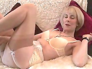 cougar lingerie hairy cave please