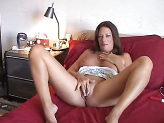 mature babe fresh acquires sperm sprayed during