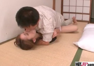 japanese slutty d like to fuck acquire nailed