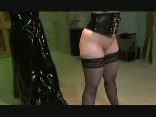 wonderful woman chained and spanked