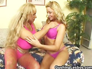 older  lesbo slut takes pierced with sex toy part2