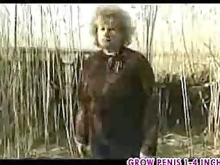 plump granny forced to copulate part1