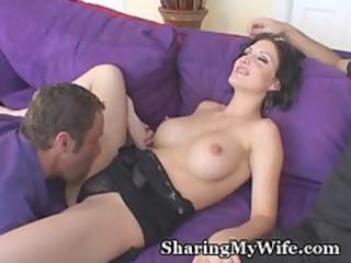 mommy brunette needs a spanking