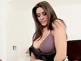 great lady masturbate before gang bang