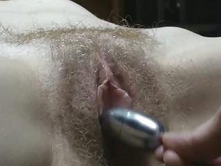 hd vagina play! young bondage woman cave