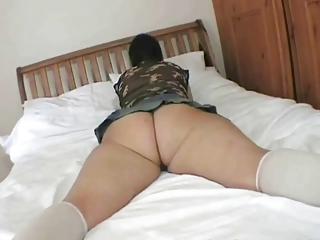 heavy woman