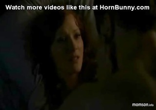 drunk mom and son give in and have sex -