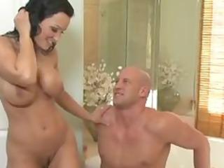 porn inside the bathroom
