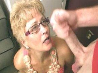 super housewife tracy fellatios her godson