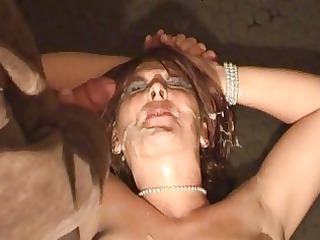 amateur housewife bizarre bukkake like