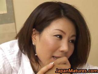desperate japanese grownup babes licking part1