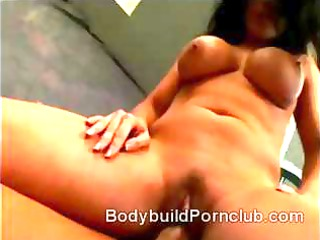 desperate mature bodybuilder slut elle cee fucks