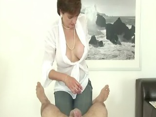 cougar american fetish whore jerking difficult