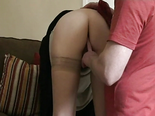 fisting and handjob on housewife