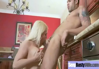 sexy breasty mom acquire hardcore group-sex act
