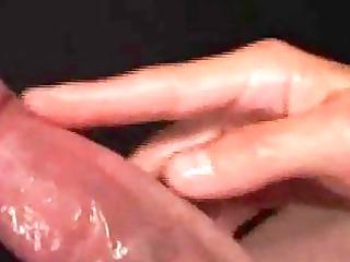 bdsm femdom bondage wife handjob!
