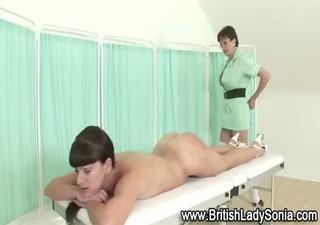 british lady sonia enjoys spanking