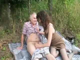 public mature couple sex
