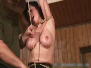 bondage porn deed with brunette woman part5