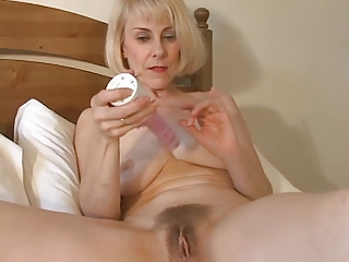 delightful milf hazel may teases with her hirsute