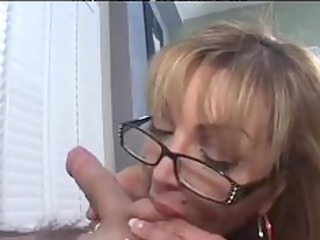 grown-up licks again mature cougar fuck granny