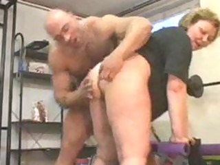 anal sport with older