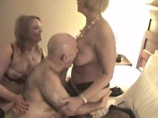 elderly anneke triple