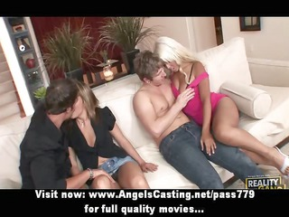 foursome swinger porn party with super wives