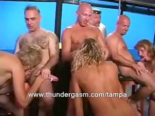unmerciful young swingers group fuck