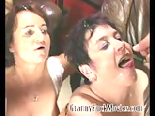natural nasty old orgy act