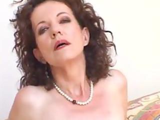 hirsute mother adores black dick