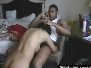 black amateurs home porn