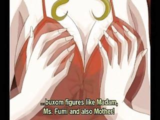 extremely impressive blonde dike hentai anime