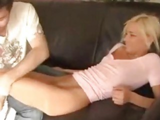 brother and sister with naughty mother