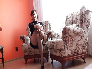 cougar jerkoff instruction for the work with
