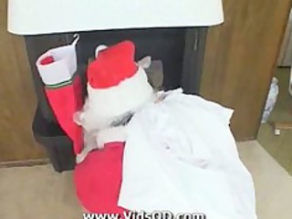 mommy obtains fucked hard by st nick